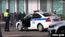 ارشیف، په مسکو کې روسي پولیس