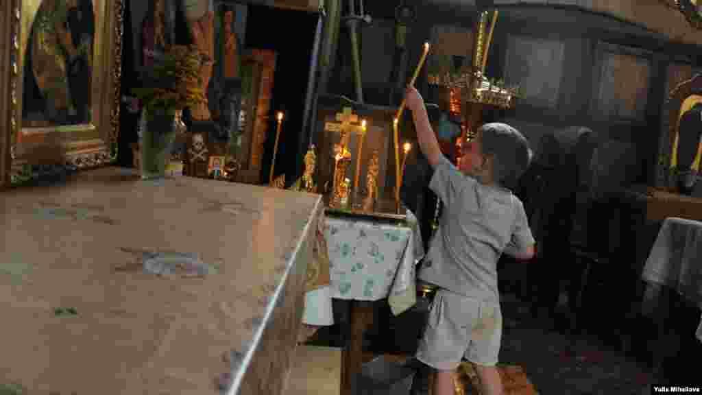 Lumină din lumină, la mănăstirea Condriţa