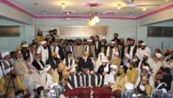 طالبان دې د ټوپک پرځای جمهوري لار خپله کړي. حیدري