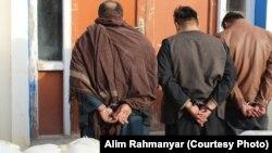 آرشیف، قاچاقبران مواد مخدر