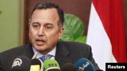 Міністр закордонних справ Єгипту Набіль Фагмі