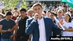 """Фаиль Алсынов, председатель организации """"Башкорт"""""""
