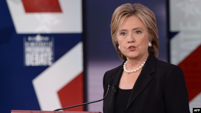 Hillary Clinton demokratların nominasiyasında qalib gəlib