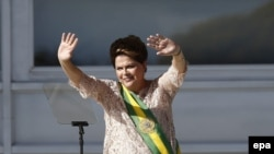 Presidentja e Brazilit, Dilma Rousseff