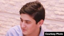 Faromuz Saidov, the son of Tajikistan's deputy prime minister, on September 15.