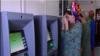 Кадры из репортажа гостелевидения Туркменистана об эффективности работы банковской сферы, Июнь, 2019