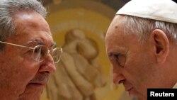 Vatikan, 10 maj 2015.