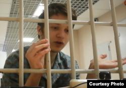Вадим Осипов в суде
