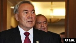 Nursultan Nazarbaev presides over clan-based politics in Kazakhstan.