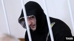 Один із заарештованих Ельман Ашаєв