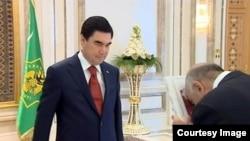 Prezident Berdimuhamedowyň ýene kitaby çykdy
