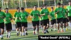 Мунтахаби миллии футболи Тоҷикистон.