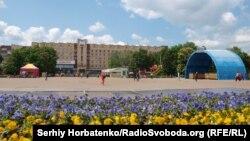 Славянск, май 2019 года