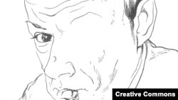 Юрий Анненков. Автопортрет