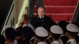 Orsýetiň prezidenti Wladimir Putin, Pekin, 25-nji aprel , 2019