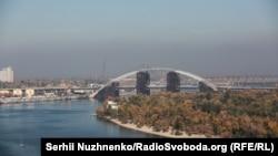 На вихідних в Києві буде трохи тепліше