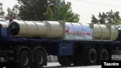 Новый иранский зенитно-ракетный комплекс