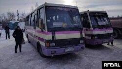 Евакуація людей з Авдіївки, 1 лютого 2017 року