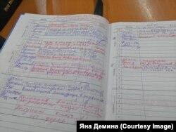 Дневник Андрея