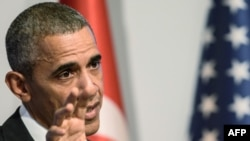 The Obama administration has pledged to accept 10,000 Syrians in the next year.