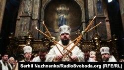 Фоторепортаж: томос в Україні