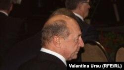 романскиот претседател Трајан Басеску