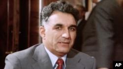 Лидер Афганистана Хафизулла Амин, убитый советскими военными в 1979 году.