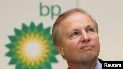 BP şirkətinin baş icraçı direktoru Bob Dudley.