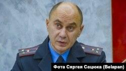 Belarus daxili işlər nazirinin birinc müavini Gennadi Kazakeviçin Birləşmiş Ştatlardakı hər hansı aktivləri dondurulacaq