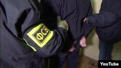 Задержание Леонида Пархоменко, 24 ноября 2016 года