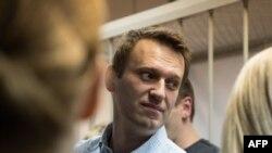 Alexei Navalny-nın məhkəməsi