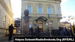 Віче пам'яті В'ячеслав Чорновола, Івано-Франківськ, 24 грудня 2015 року