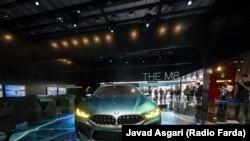 Одна из новинок производителя автомобилей BMW.