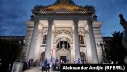 Присяга нового уряду Сербії