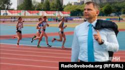 Заступник міністра молоді і спорту Ігор Гоцул