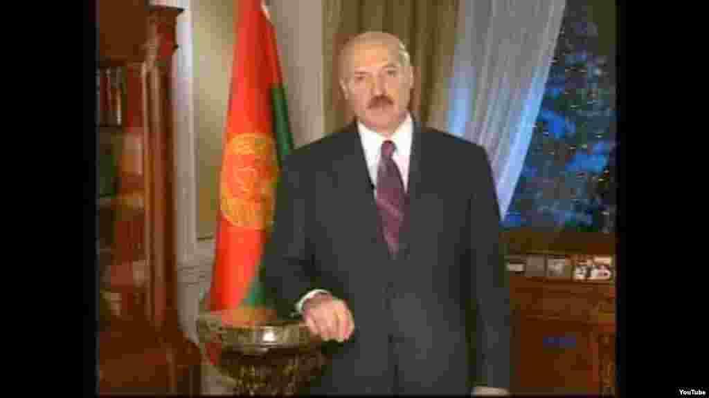 Выступ Лукашэнкі ў 2010 годзе