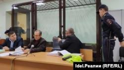 Суд над последователями Саида Нурси в Казани. 3 октября 2018 года