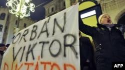 Mađarska: Protesti u Budimpešti
