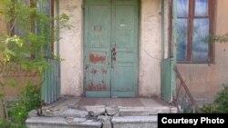 Фото автора. Заброшенное Почтовое отделение-3 на Центральном поселении города Торез