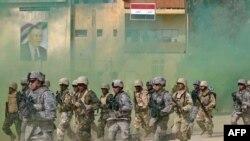 قوات عراقية في كركوك