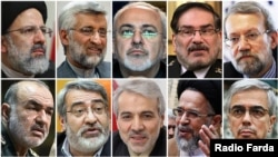 این ۱۲ چهره در کنار حسن روحانی، شورای عالی امنیت ملی ایران را تشکیل میدهند