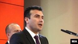 Архива: Премиерот на Македонија Зоран Заев.