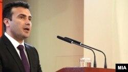 Македонскиот премиер Зоран Заев