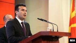 Makedonski premijer Zoran Zajev