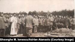 Funeraliile unui militar român, Krefeld
