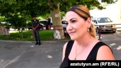 Հանրային պաշտպան Մարինե Թովմասյան