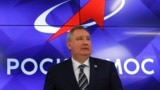Roskosmosyň başlygy Dmitriý Rogozin