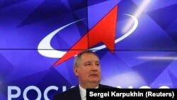Роскосмос башлыгы Дмитрий Рогозин