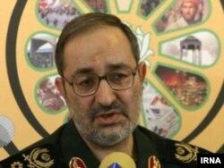 مسعود جزایری، معاون ستادکل نیروهای مسلح ایران.