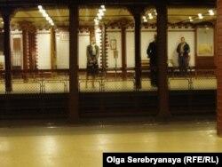 Foldalatti - подземная дорога